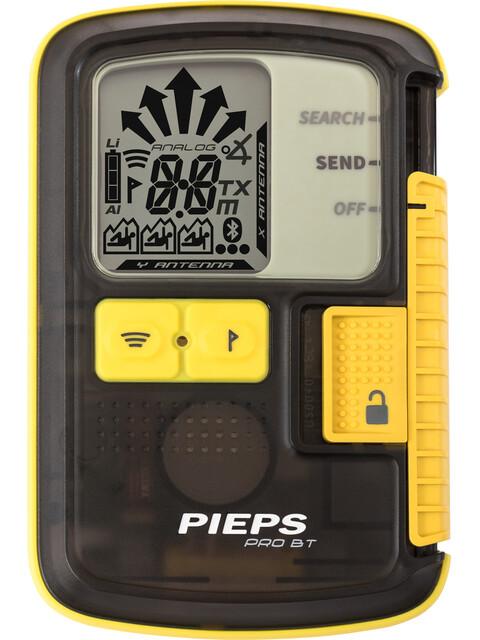 Pieps Pro BT - Transmisor para avalanchas - amarillo/negro
